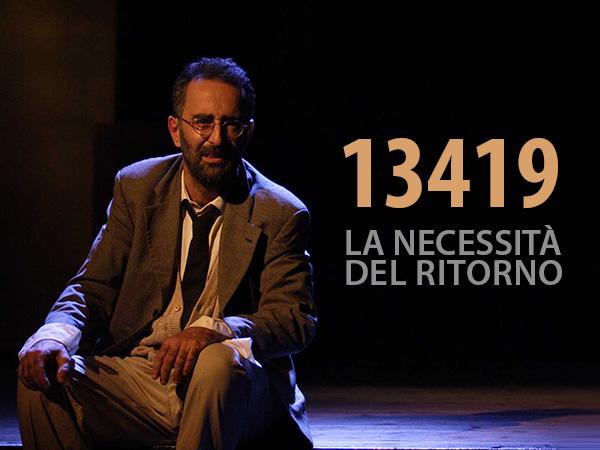 13419 la necessità del ritorno
