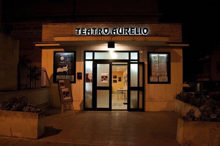 entrata teatro aurelio