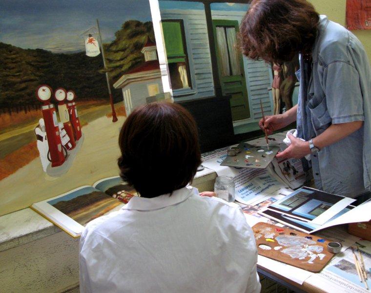 Corso di pittura e disegno