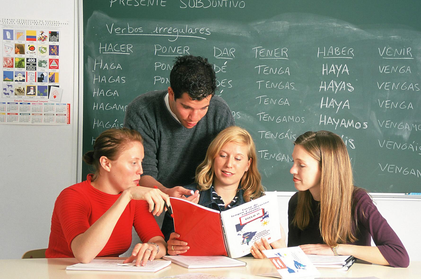 Corso di spagnolo per tutte le età