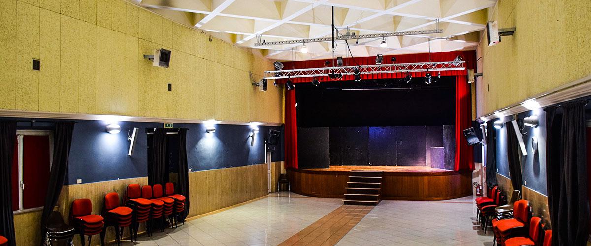 Benvenuto sul sito del Teatro Aurelio