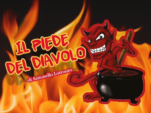 Giallo teatrale interattivo - il piede del diavolo