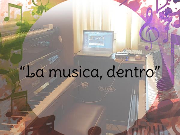 la musica dentro concerto di Pietro Lora presso il Teatro Aurelio di Roma