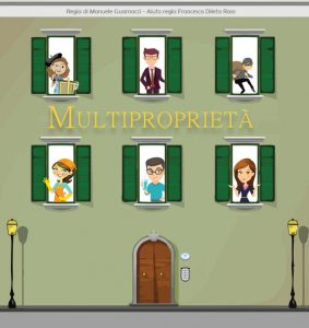 multiproprietà saggio teatrale corso arancione Teatro Aurelio