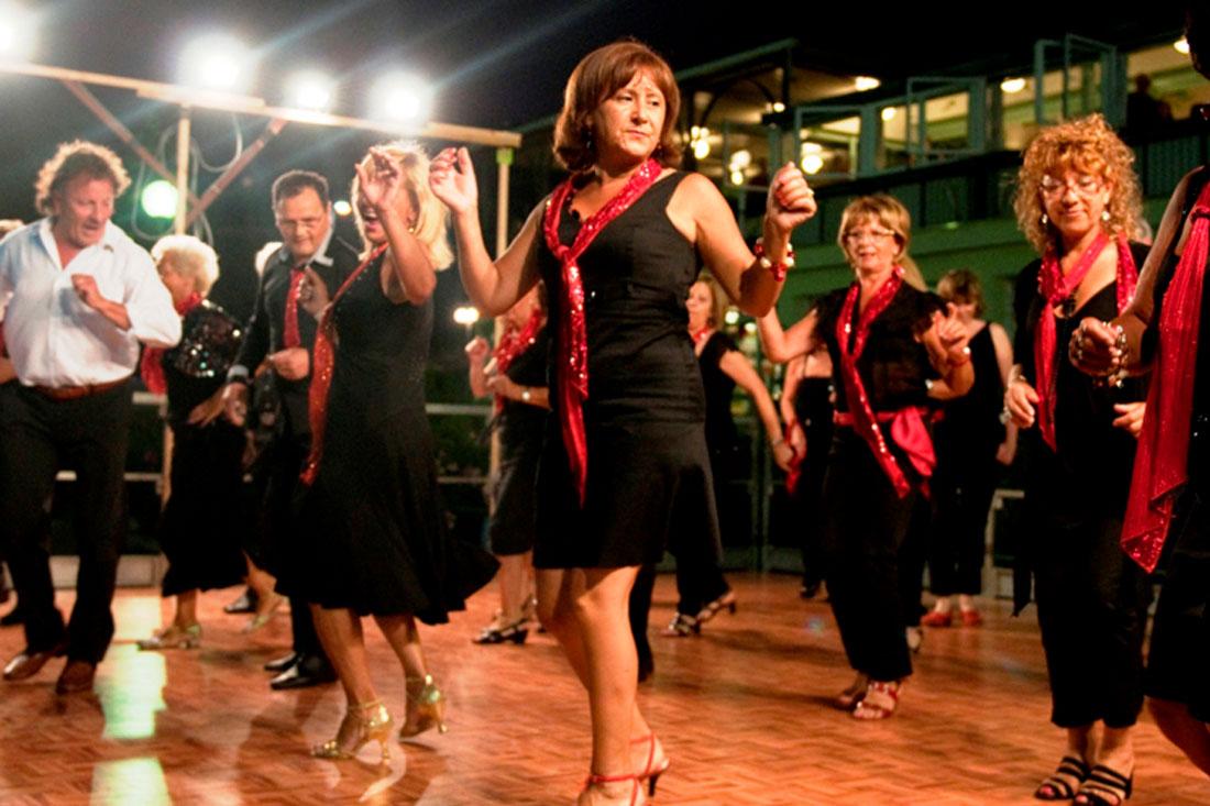 corso di balli di gruppo