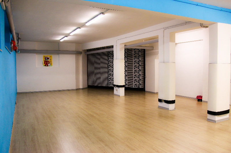 Sala del centro culturale aurelio CCA sala