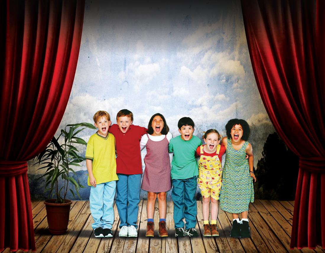 Corso di teatro per bambini e ragazzi