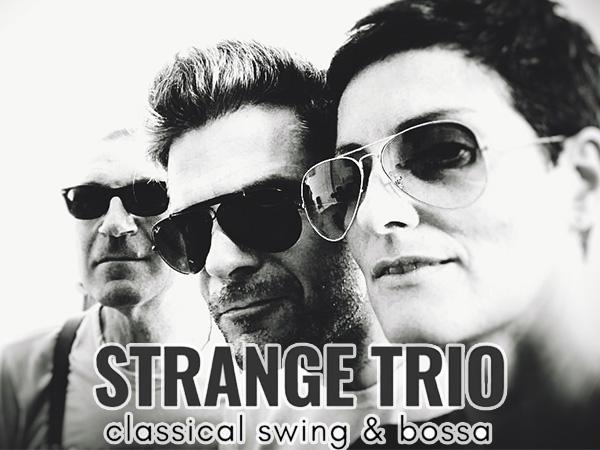Strange Trio concerto classical swing e bossa